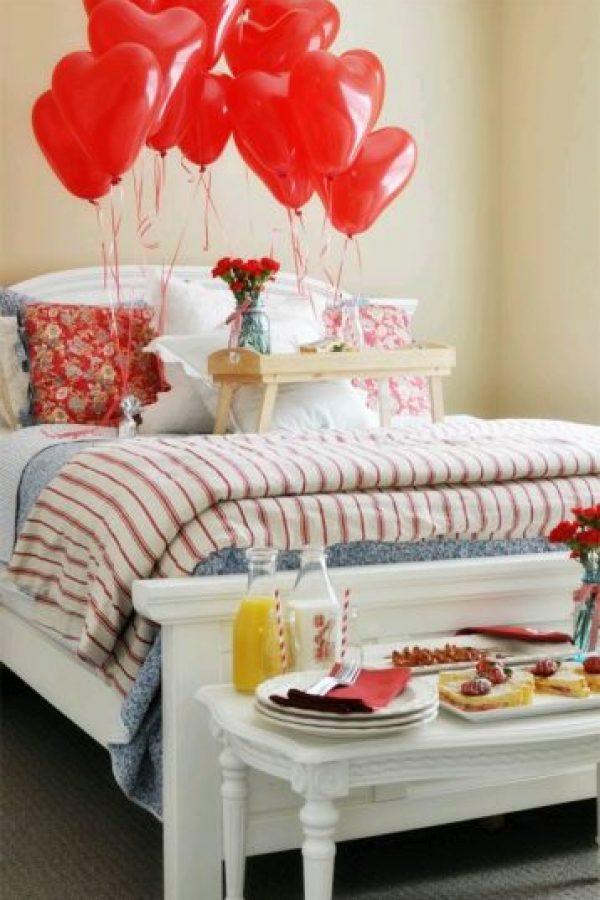 Decora su habitación Foto:Pinterest