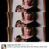 Los fans de Taylor son legión, literalmente. Foto:vía Twitter