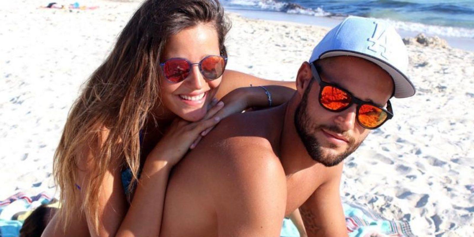 Es novia de Mario Suárez Foto:Vía instagram.com/malenacosta7