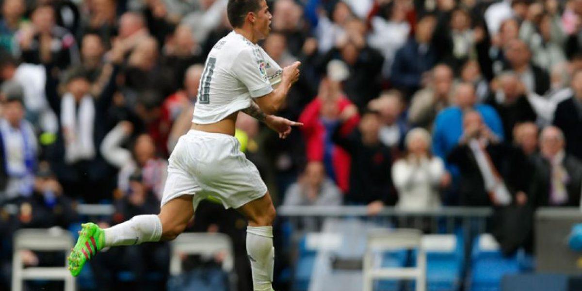 Resultado del partido Real Madrid vs. Athletic de Bilbao, Liga Española 2016
