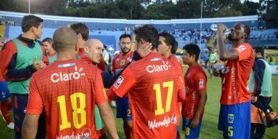Resultado del clásico 291 Comunicaciones vs. Municipal, Torneo Clausura 2016