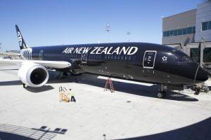 Air New Zealand- Nueva Zelanda Foto:Getty Images