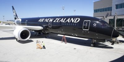 Air New Zealand- Nueva Zelanda Foto: Getty Images