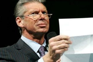 """El """"Jefe"""" tiene tres nietos que pueden continuar la dinastía de la WWE Foto:WWE"""