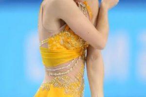 La bella patinadora estadounidense fue relacionada por muchos años con el también patinador Adam Rippon, aunque en realidad ellos son sólo amigos y ella no tiene novio actualmente Foto:Getty Images