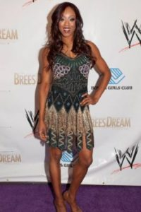 Alicia Fox Foto: WWE