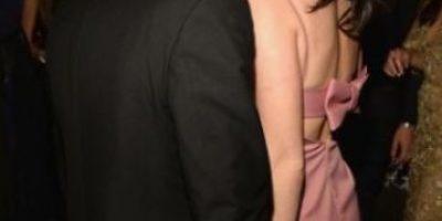 El beso que confirma el romance entre Katy Perry y Orlando Bloom