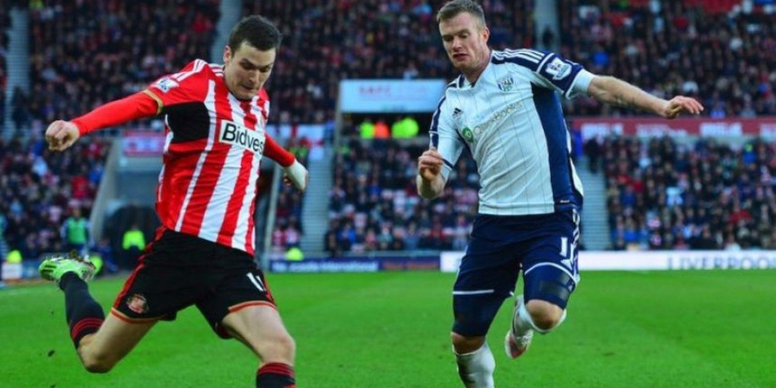 Con la Selección inglesa ha disputado 12 encuentros y anotado en dos ocasiones. F Foto:Getty Images