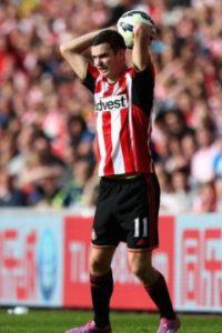 Adam Johnson era futbolista del Sunderland. Foto:Getty Images