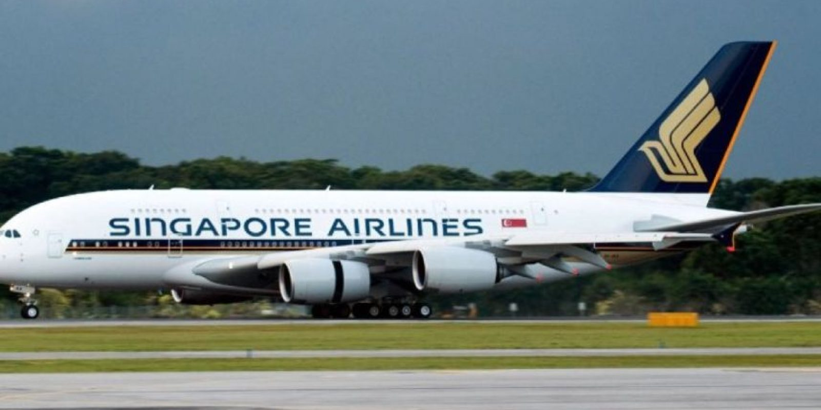 Singapore Airlines- Singapur Foto: Vía Facebook.com/singaporeair