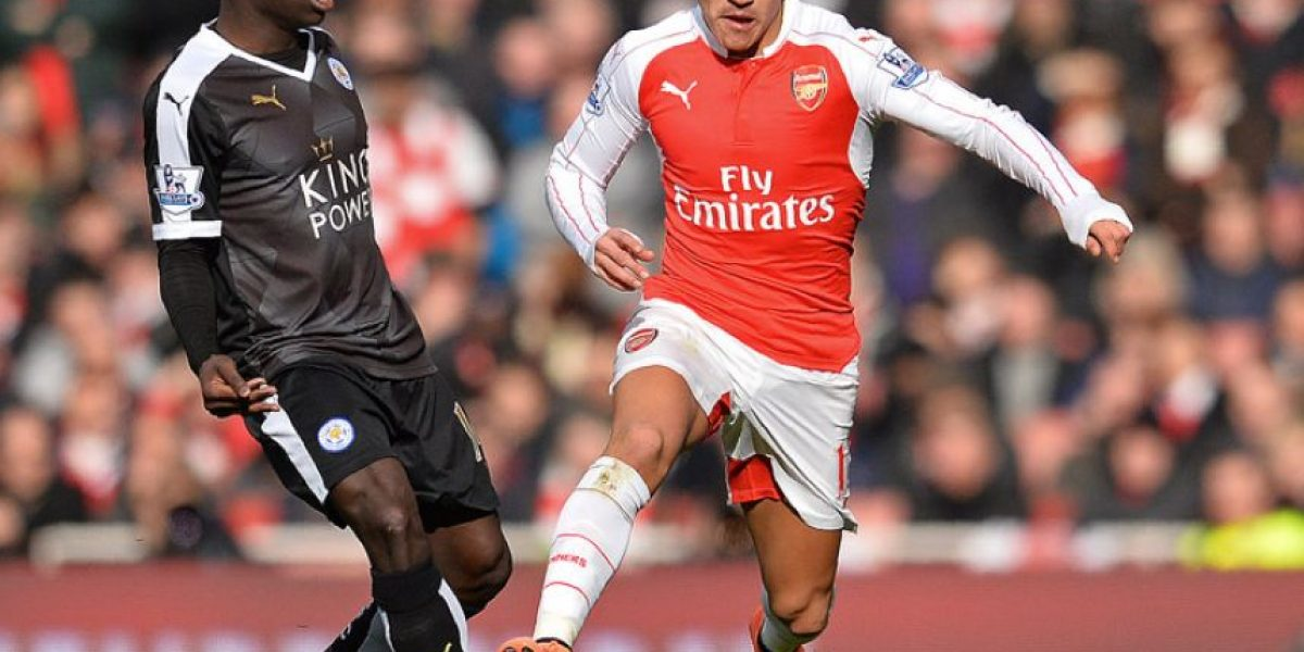 Resultado del partido Arsenal vs. Leicester City por la Liga Premier 2016