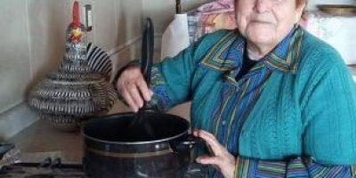 La cocinera del papa Francisco en México: Socorro Arizmendi