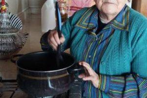 Socorro Arizmendi, la cocinera del papa Francisco en México. Foto:Publinews México