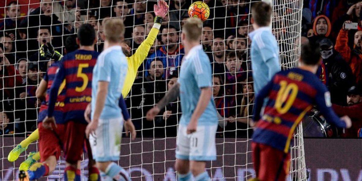 Resultado del partido FC Barcelona vs. Celta por la Liga Española 2016