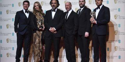 Lista de ganadores de los premios BAFTA 2016