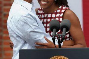 Este es el último año que la pareja ocupara la Casa Blanca. Foto:Getty Images