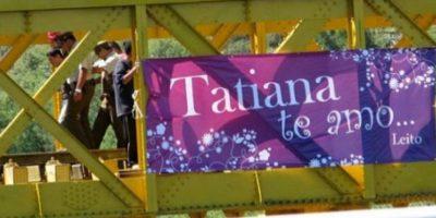 Siempre vemos esto en los puentes Foto:Tumblr.com/tagged-amor-cursi
