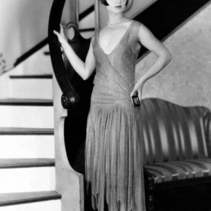 """Louise Brooks en los años 20 impuso el look de la """"flapper"""". Foto:vía Getty Images"""
