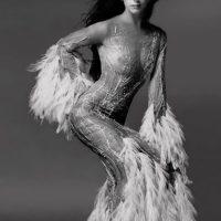 Cher con su lánguido y elegante estilo de los años 70. Foto:vía Getty Images