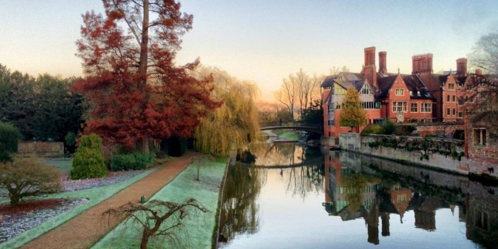 Esto después de Oxford. Foto:facebook.com/cambridge.university/