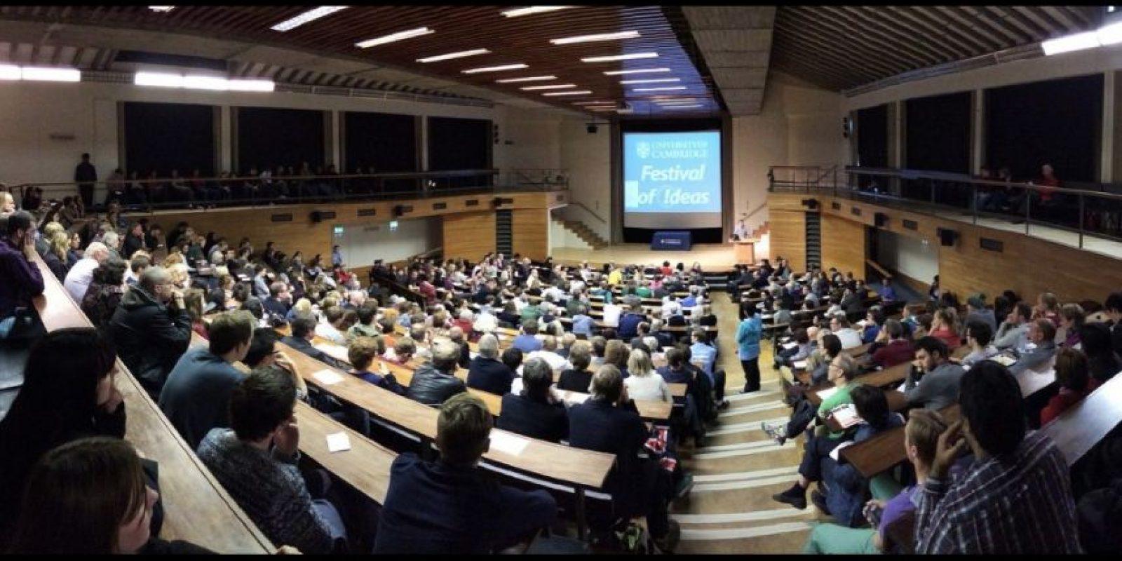 Universidad de Cambridge Foto:facebook.com/cambridge.university/