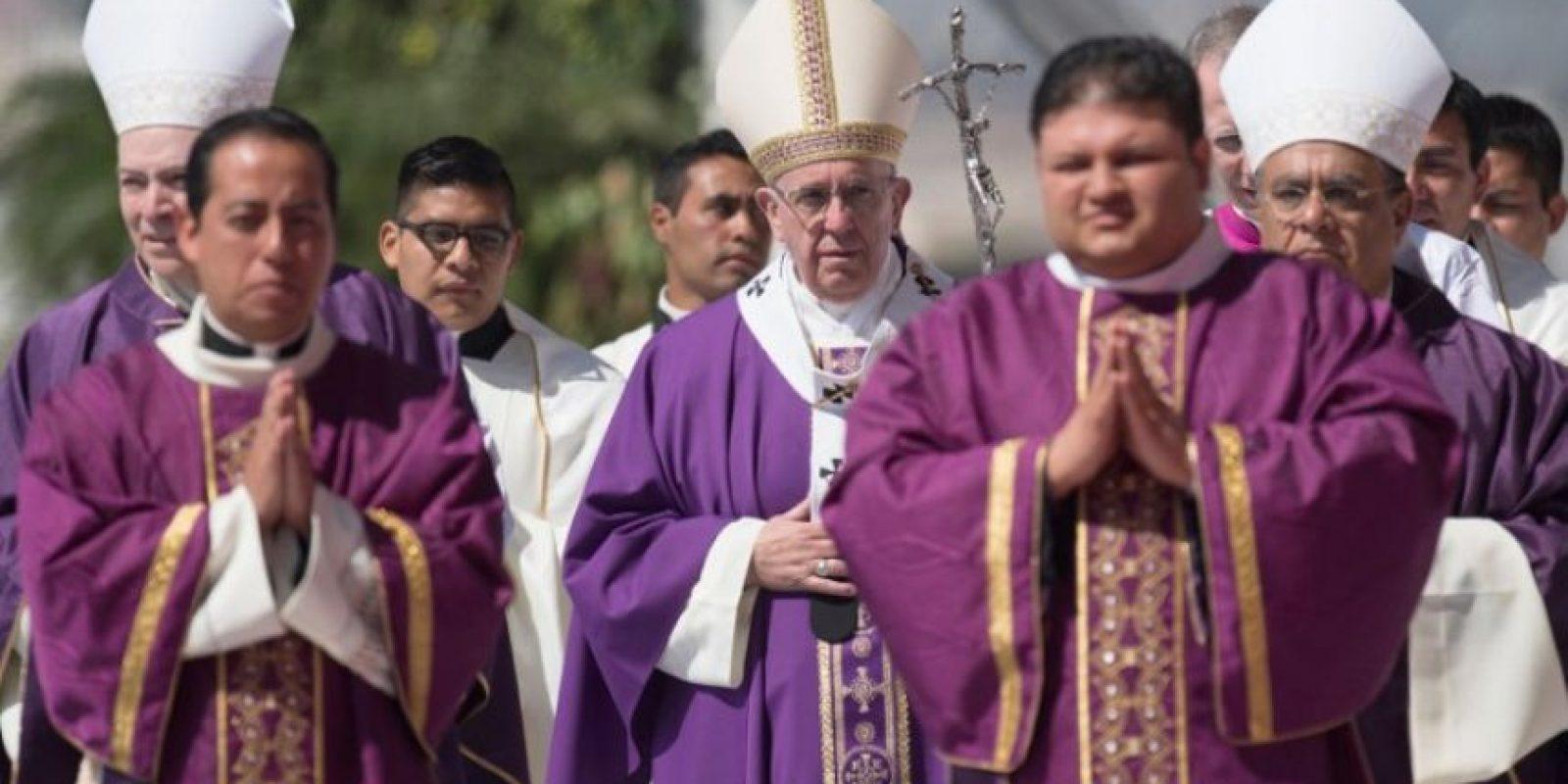 Es el papa número 266. Foto:Getty Images