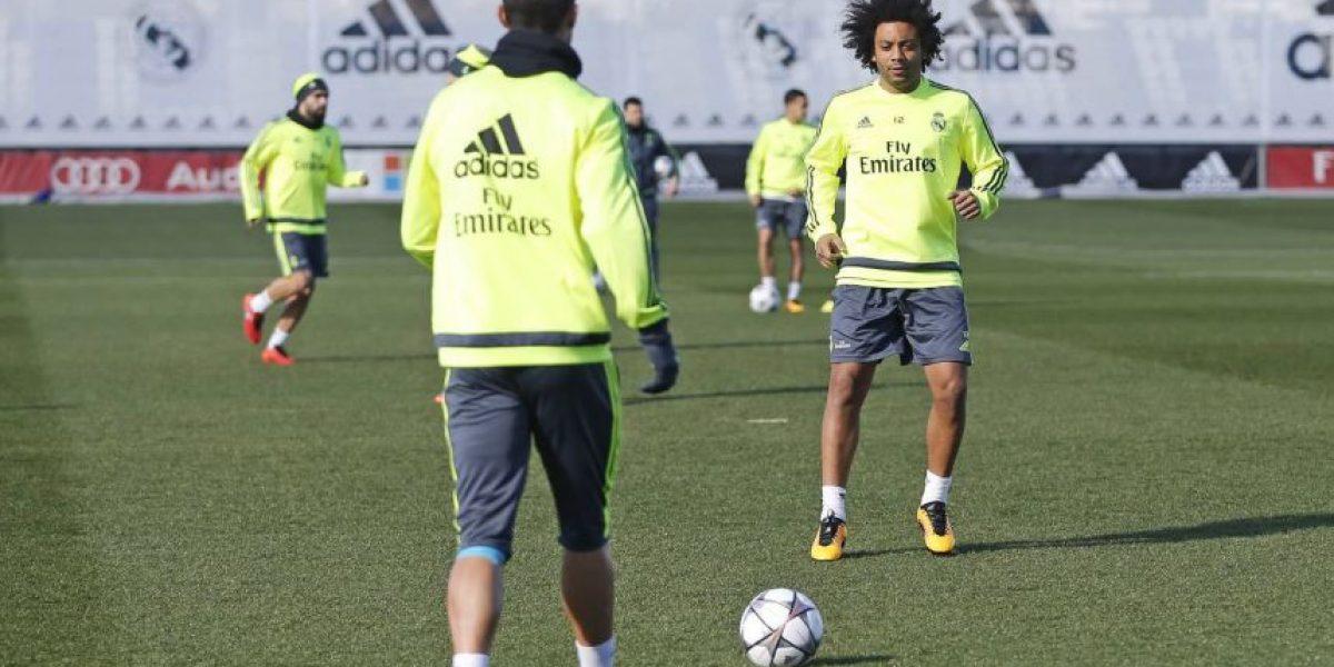 Marcelo no deja solo al Real Madrid en el inicio de sus grandes pruebas