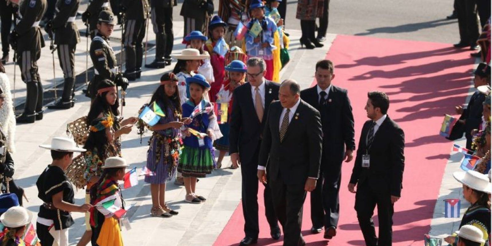 Foto:Casa Presidencial Costa Rica