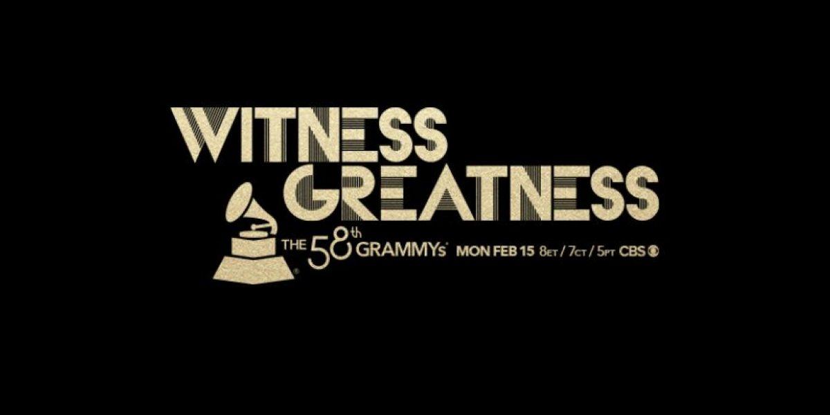 Lista de nominados a los premios Grammys 2016