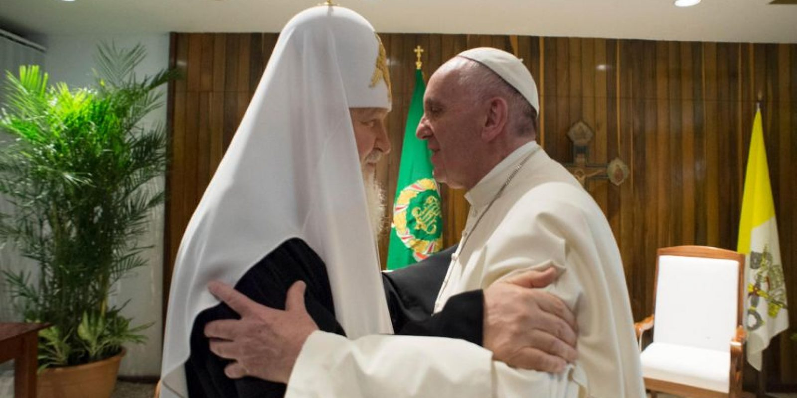 El religioso llegó a la isla el 12 de febrero. Foto:AP