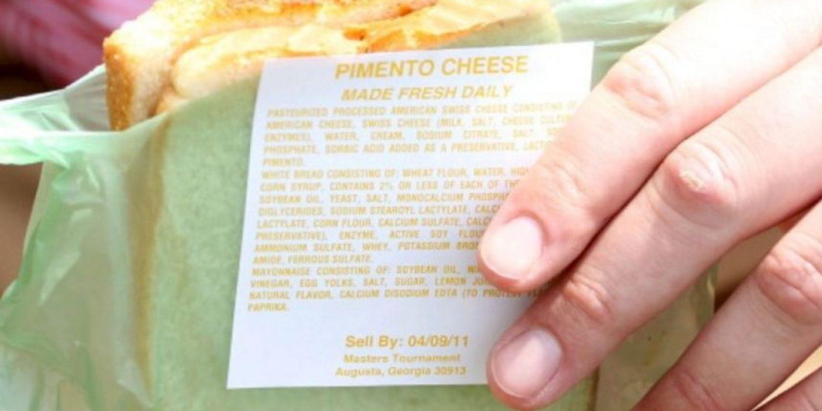 5. Sándwiches para microondas Estas opciones serían saludables si no tuvieran tantos conservadores y sodio. Foto:Getty Images