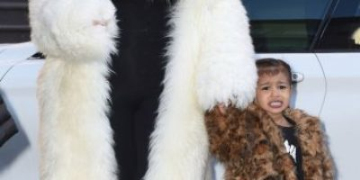 North West imitó el look de su mamá