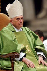 Fue el papa número 265. Foto:Getty Images
