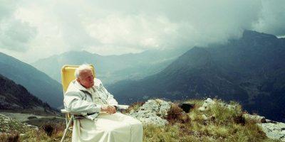 """10. """"Déjenme ir a la casa del Padre"""". Sus últimas palabras, el 2 de abril de 2005. Foto:Getty Images"""