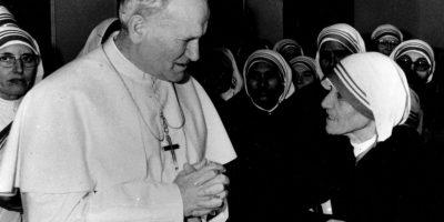 10 frases que retrataron a Juan Pablo II Foto:Getty Images