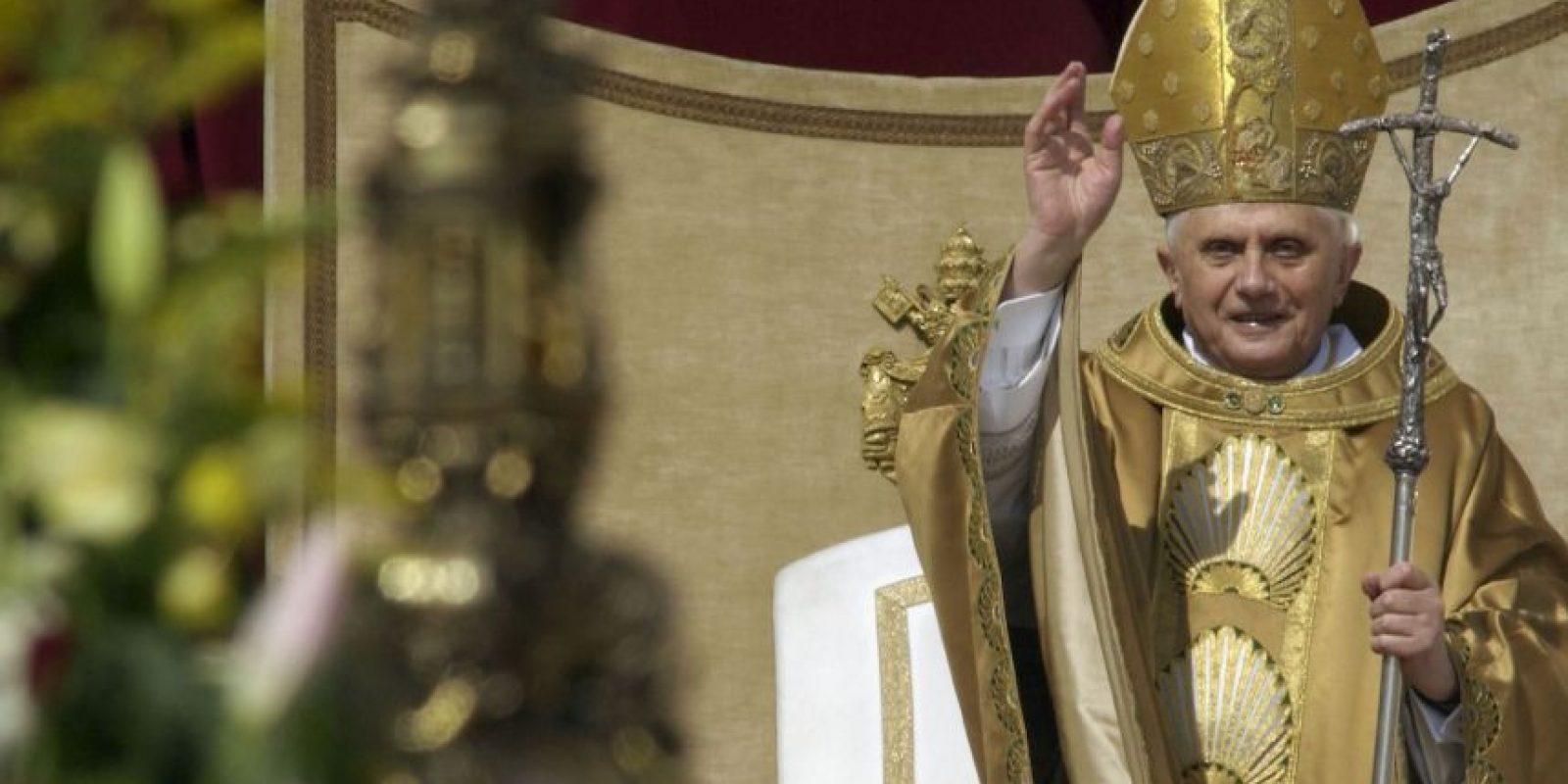 Benedicto XVI Foto:Getty Images