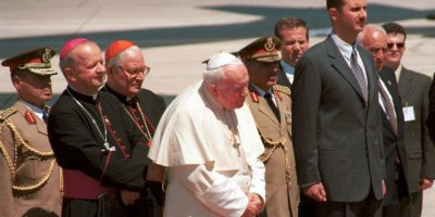 Fue el papa número 264. Foto:Getty Images