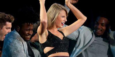Taylor Swift tiene el honor de ser la primera en cantar durante los Grammy 2016. Foto:Getty Images