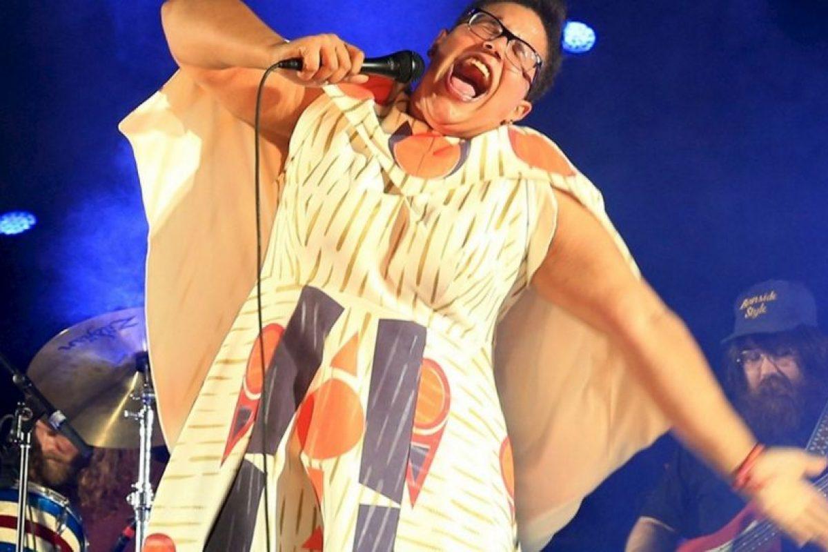 Los Alabama Shakes vuelven a lo grande con su aparición en los Grammy. Foto:Getty Images