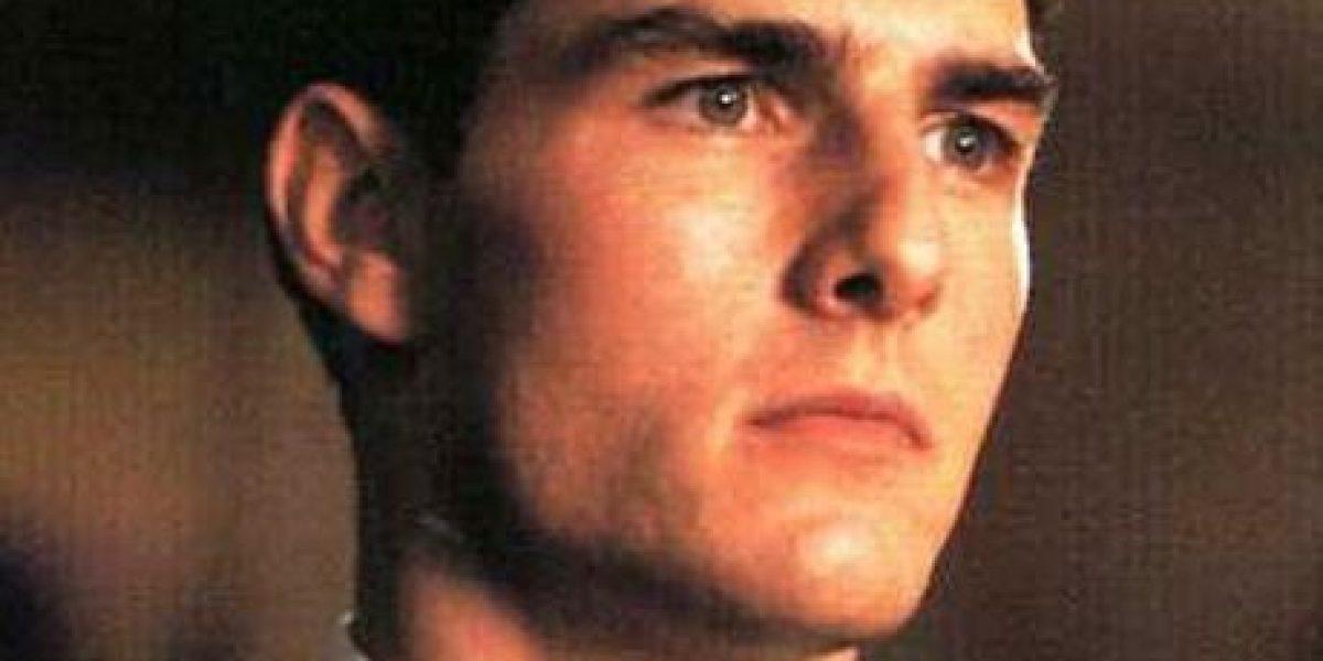Así es como el bótox ha deformado el rostro de Tom Cruise