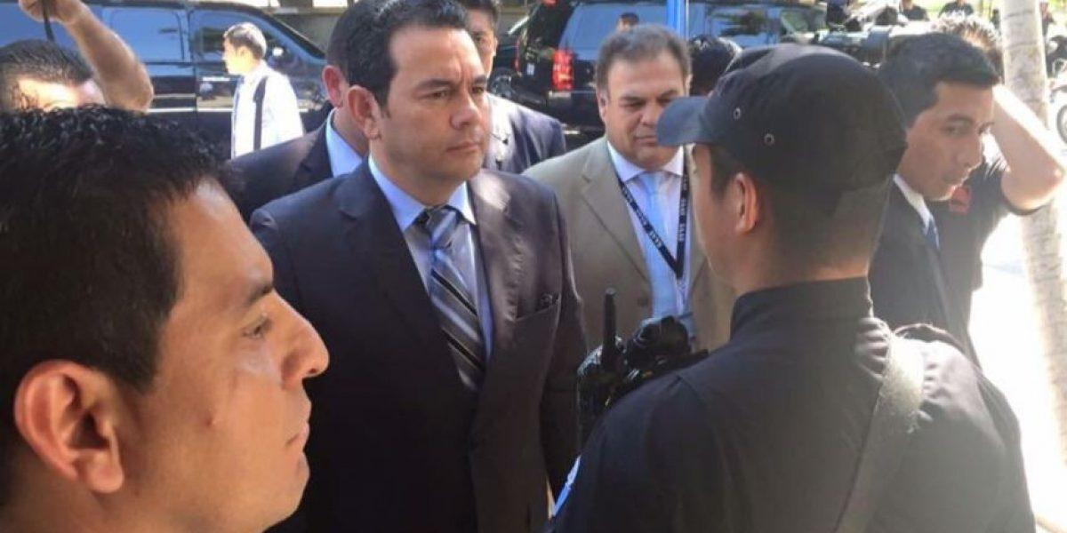Morales no se siente traicionado por bancada FCN-Nación al aceptar tránsfugas