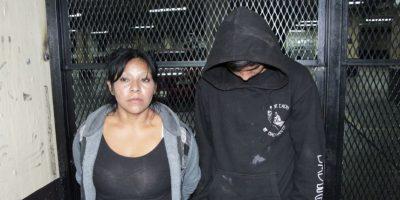Pareja es detenida por el crimen contra una mujer esta madrugada