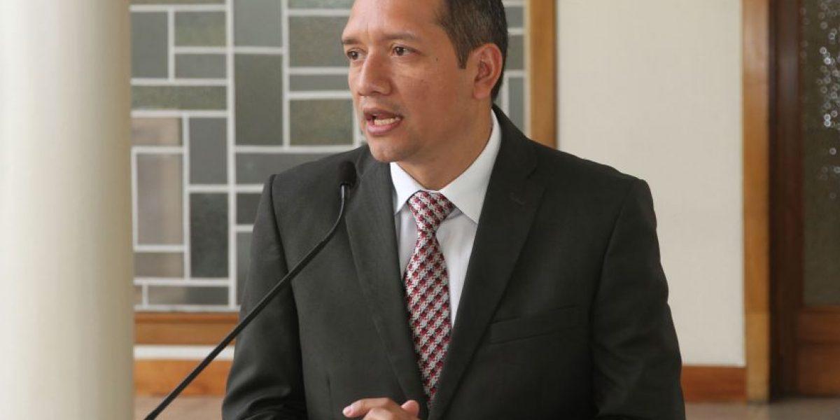 Ministro resalta la reducción de una muerte menos de pilotos en enero
