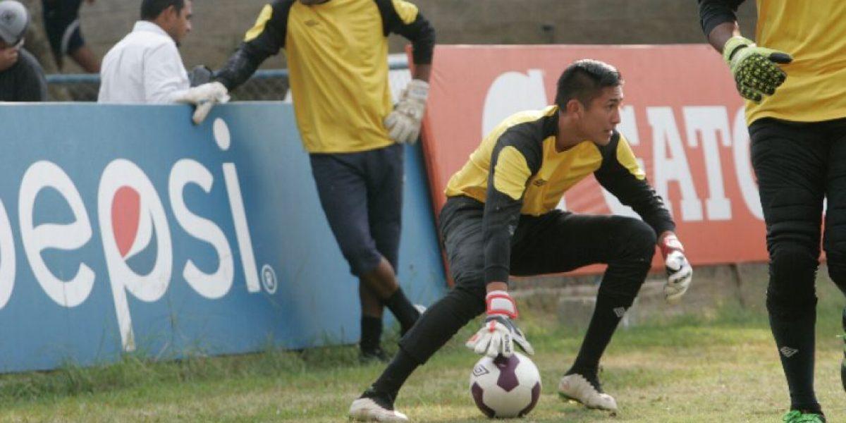 José Carlos García es convocado por primera vez con Selección Nacional