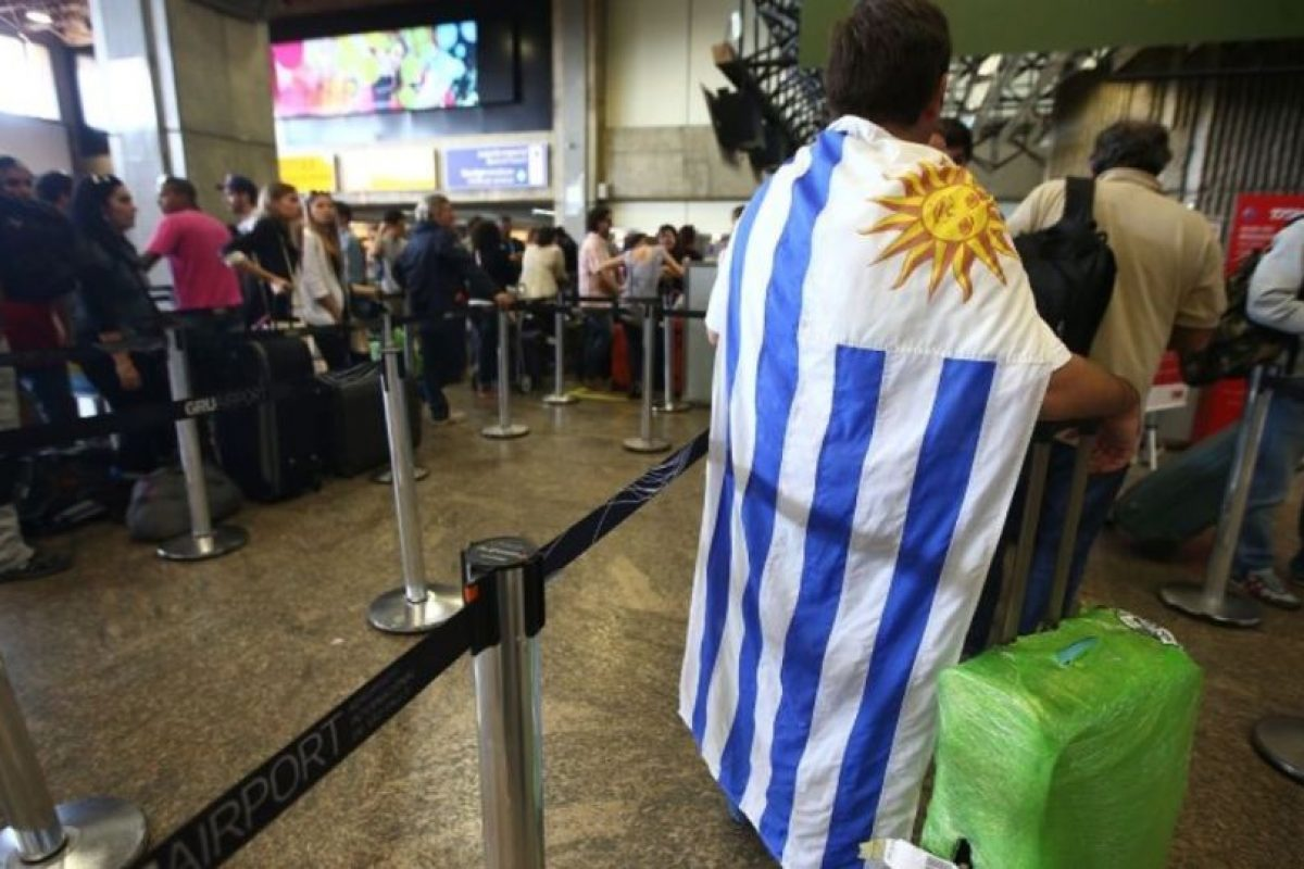 10. Uruguay. Foto:Getty Images