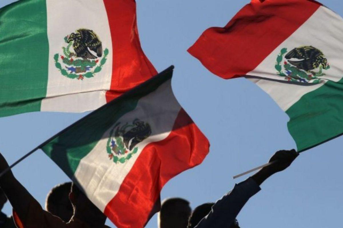 9. México. Foto:Getty Images