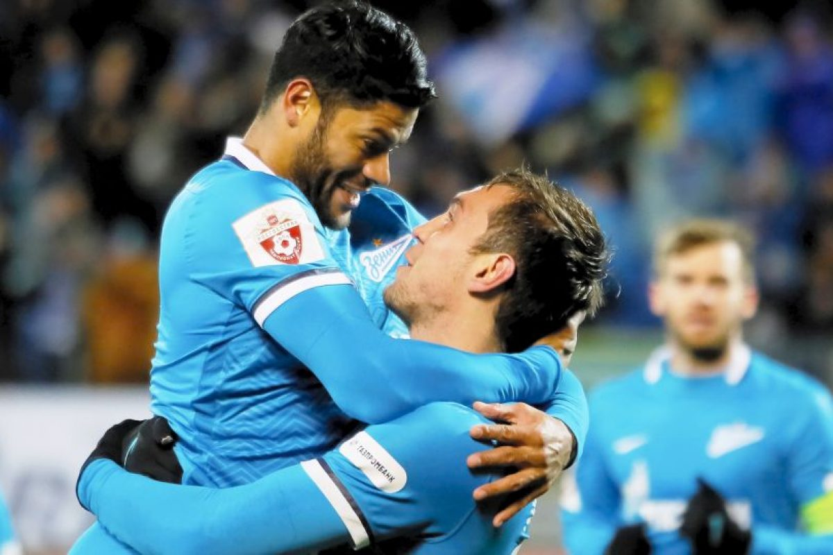 Zenit Foto: Getty Images