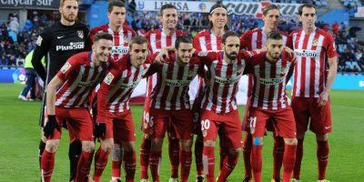 Atlético de Madrid es rival del club holandés Foto:Getty Images