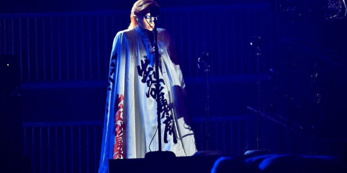 Así fue el homenaje de Lady Gaga a David Bowie en los Grammy