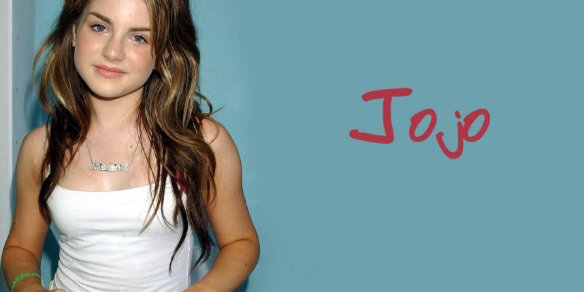 ¡Increíble! La cantante JoJo luce cambiadísima y muy sexy